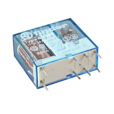 ⚠️ Finder 40.31 Steck-//Print-Relais 24VDC 1xWechsler 900 Ohm 250VAC//10A ⚠️