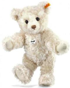 Very-Rare-STEIFF-Classic-Jointed-TEDDY-BEAR-New-Sugar-Ideal-Gift-Box-027017