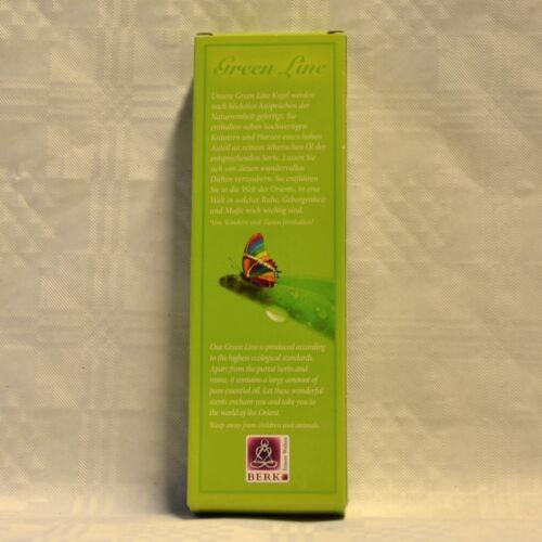 € 43,44//100g Holy Smokes Green Line räucherkegel Ylang Ylang 16 G Pure Fragrance