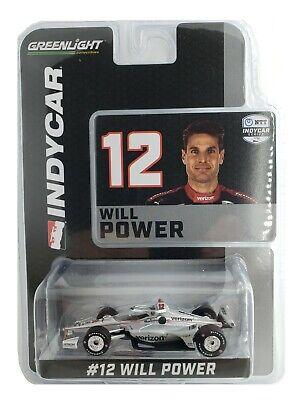 Greenlight 10869 2020 #12 Wird Power Team Penske Druckguss Indy Car 1:64