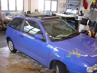Seat Ibiza Faltdachbezug Faltschiebedach Faltdach Bezug