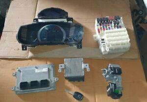 HONDA-INSIGHT-HYBRID-1-3-PETROL-LDA3-AUTOMATIC-ECU-SET-37820RBJ5JJ-39980TM8J1