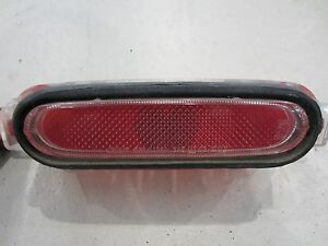 Mazda-RX8-04-08-Boot-Lid-Brake-Light-Assembly-Used-Good-Condition