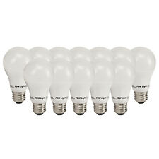 '60 Watt Equivalent SlimStyle A19 LED Light Bulb Soft White 3000K 12 Pack 60W' from the web at 'https://i.ebayimg.com/images/g/keoAAOSw8gVYBzKC/s-l225.jpg'