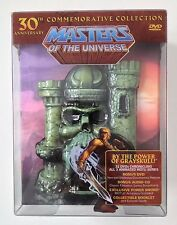 MOTU 30th Anniversary Commemorative Collection & She-Ra The Complete Series NEW