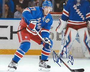 Ryan-McDonagh-Signed-8x10-Photo-New-York-Rangers-Autographed-COA-C