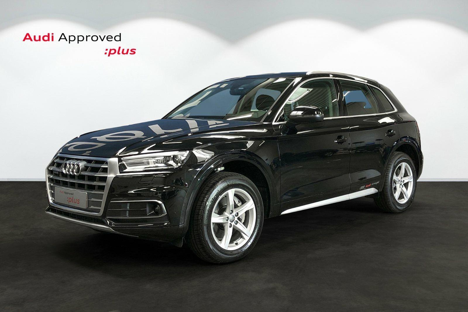 Audi Q5 2,0 TDi 190 Sport quattro S-tr. 5d - 645.000 kr.