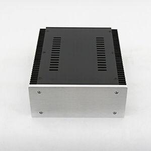 Dettagli Su Bz2109 Telaio Di Alluminio Tutti Amplificatore Caso Pre Amp Recinto Fai Da Te Audio Portatile Nuovo Mostra Il Titolo Originale