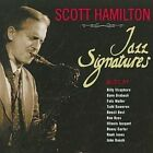 Jazz Signatures by John Bunch/Scott Hamilton (CD, Mar-2001, Concord Jazz)