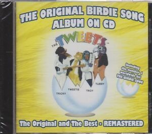 New-CD-The-Tweets-The-Original-Birdie-Song-Album-On-CD