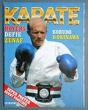 ►REVUE KARATE  93/1983 - ROYERS - ZENAF - BENNY URQUIDEZ - KOBUDO - TAMURA