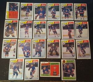 1983-84-OPC-NEW-YORK-ISLANDERS-Select-from-LIST-NHL-HOCKEY-CARDS-O-PEE-CHEE