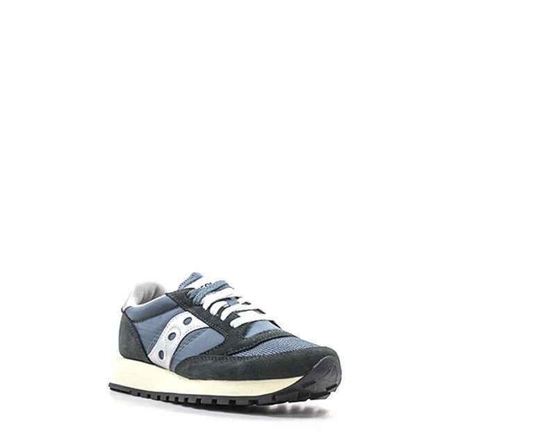 Schuhe SAUCONY Frau BLU BLU BLU Stoff,Wildleder  S70368-4D 34485d