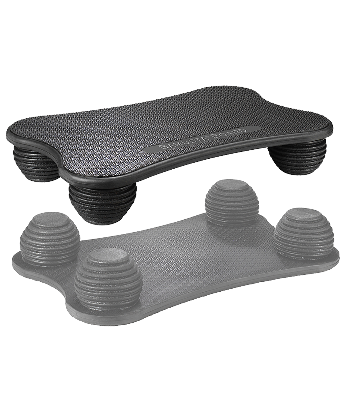 Balance Board - Bamusta Placa (60 x 39 x 10 cm) Fitness Gymnastik Turnen Reha