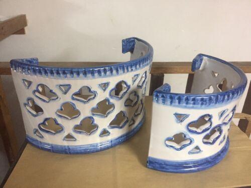 Applique per esterni e interni in ceramica di caltagirone eur 120