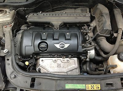 Engine Complete 16 N12 N12B16A 0444886 73k Miles  Mini