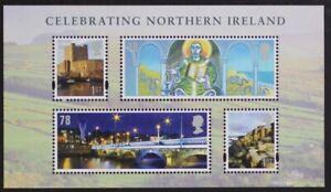 GB-GR-BRITAIN-2008-MS-NI110-Celebrating-Northern-Ireland-MIni-Sheet-Mint-NH-S-S