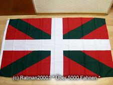 Fahnen Flagge Spanien Baskenland -  90 x 150 cm