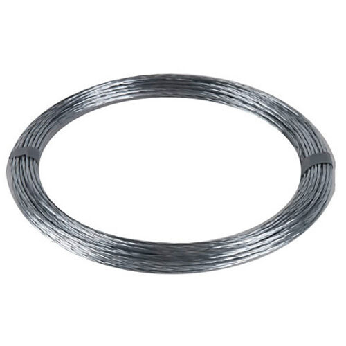 Eagle 50/' Ft Steel Guy Wire Twisted 20 AWG 4 Strand Antenna Mast Cable Support