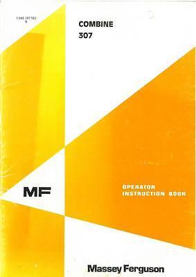 Massey Ferguson Tractor MF40E Manual del operador-MF 40E