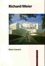 Richard Meier - Cassara - Monographie über einen Architekten  - NEU & OVP