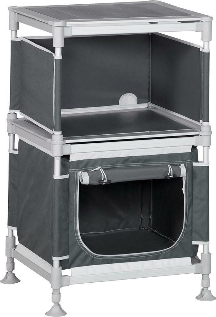 CP10042: Westfield ModuCamp Modul 4 Campingschrank, grau