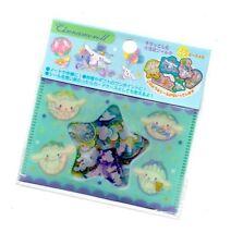 Sanrio Original Cinnamoroll Kawaii Stickers Sack sticker flakes Japan