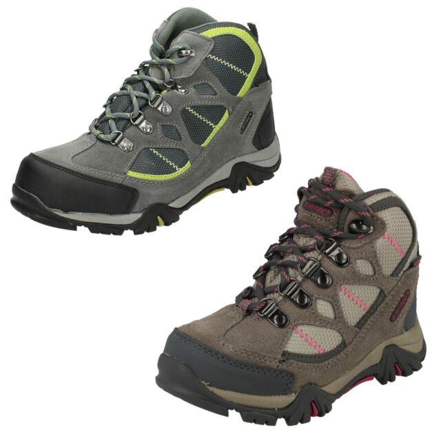Hi Tec Girls Renegade Waterproof Walking Boots