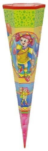 Motive Junge /& Mädchen Schultüten Zuckertüten Einschulung 85cm 6-eckig versch