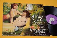 JON LORD DEEP PURPLE LP GEMINI SUITE 1°ST ORIG  UK 1971 EX+ GATEFOLD TEXTURED