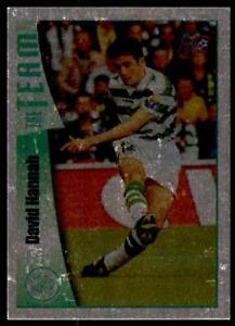 Futera Celta ventiladores de selección 1997-1998 Alan Stubbs #72 Cromo