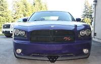 2006 Dodge Charger Daytona - Removable Front License Plate Bracket