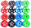 RISK-ROAD-MTB-BIKE-CYCLE-AHEAD-HEADSET-STEM-LIGHT-TOP-CAP-amp-BOLT-STAR-NUT-1-1-8-034 thumbnail 1