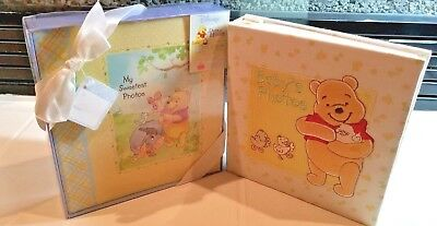 2 New Baby Photo Albums That Can Hold Up To (344) Photos Combined! Cheapest Price From Our Site