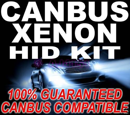 BMW 3 series E46 HID H7 6000k XENON LIGHTS CONVERSION KIT incl BULB HOLDERS