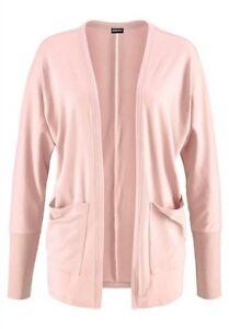 CHILLYTIME-Camisa-chaqueta-chaqueta-talla-36-38-40-42-Rosa-780738