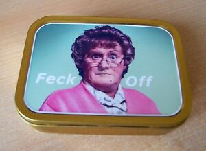 Mrs-Brown-039-s-Boys-a-1-and-2oz-Tobacco-Storage-Tins
