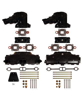 Mercruiser 5.0,5.7,6.2 Exhaust Manifold /& Elbow//Riser Kit 864591T02 865735A02