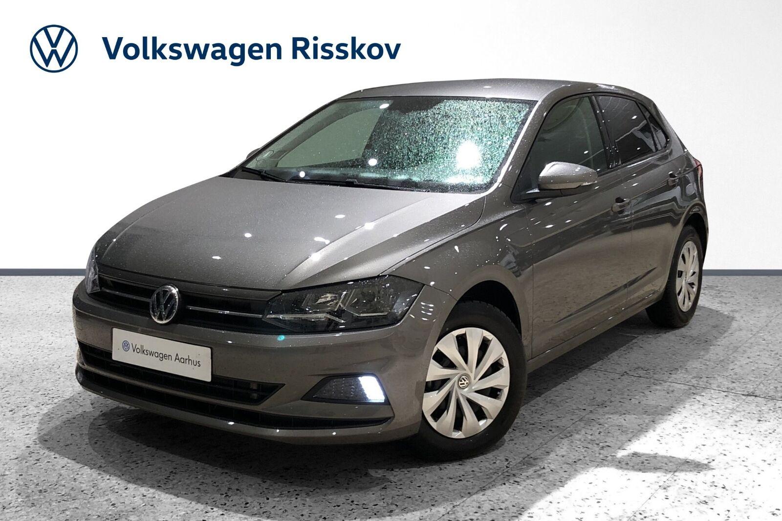 VW Polo 1,0 TSi 95 Comfortline DSG 5d - 194.900 kr.
