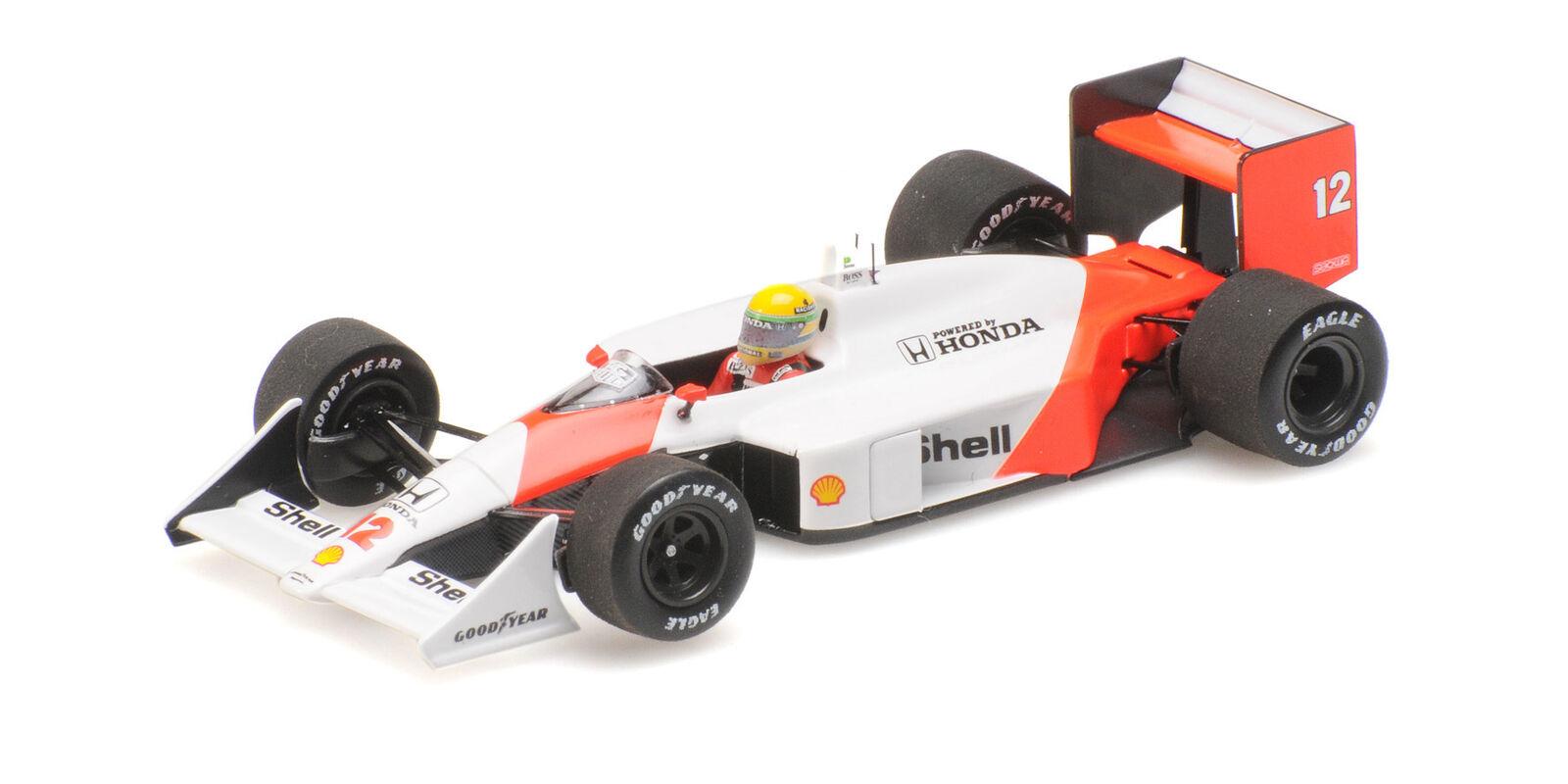 Mclaren Honda Mp4 4 Senna Winner Japan Gp 1988 F1 1988 MINICHAMPS 1 43 547884512
