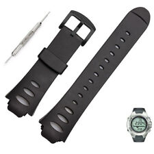 Item 2 Rubber Replacement Watch Band Strap Ss0s4723000 For Suunto Observer Sr X6hrm