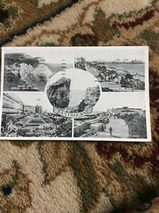 T2-1-Postcard-Used-1956-Eastbourne-To-Walton-Roberts