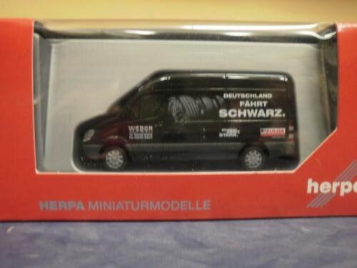 Herpa MB sprinter 06 recuadro Fulda 049931