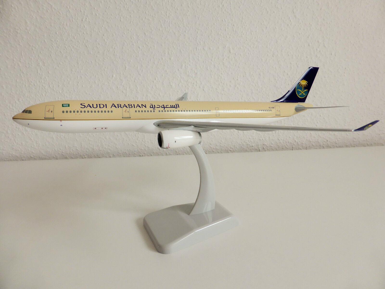 SAUDI ARABIAN AIRLINES Airbus A330-300 1 200 Hogan 0892 Limox A 330 A330 Saudia    Die Qualität Und Die Verbraucher Zunächst