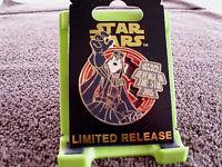 Disney Goofy - Revenge Of The 5th 2015 On Card Star Wars Trading Pin