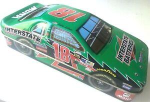 2004-Nascar-Race-Car-Collectible-Tin-Bobby-Labonte-No-18-Interstate-Batteries-8-034