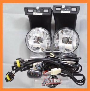 dodge ram clear fog lights driving oem replacement