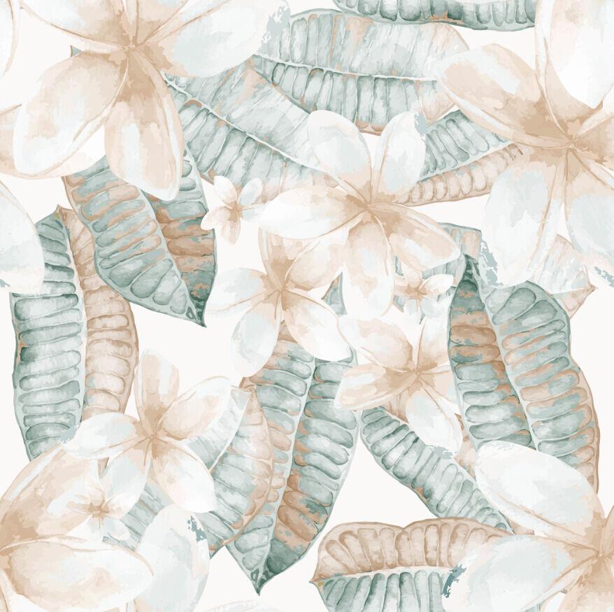 3D Fleurs Sober 7 Photo Papier Peint en Autocollant Murale Plafond Chambre Art