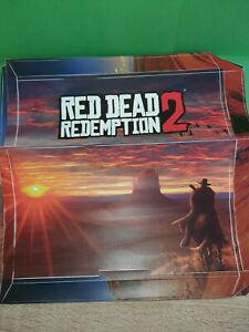 STICKER AUTOCOLLANTS RED DEAD REDEMPTION 2 NEUF PS4