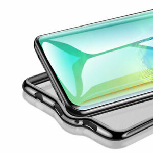 For-Samsung-Galaxy-S10-S10-Plus-Transparent-Shock-Absorption-TPU-Soft-Case
